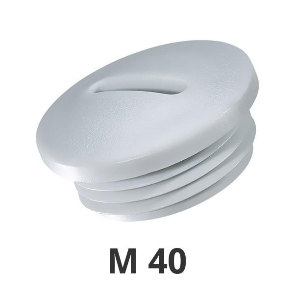 Verschlußschrauben M40