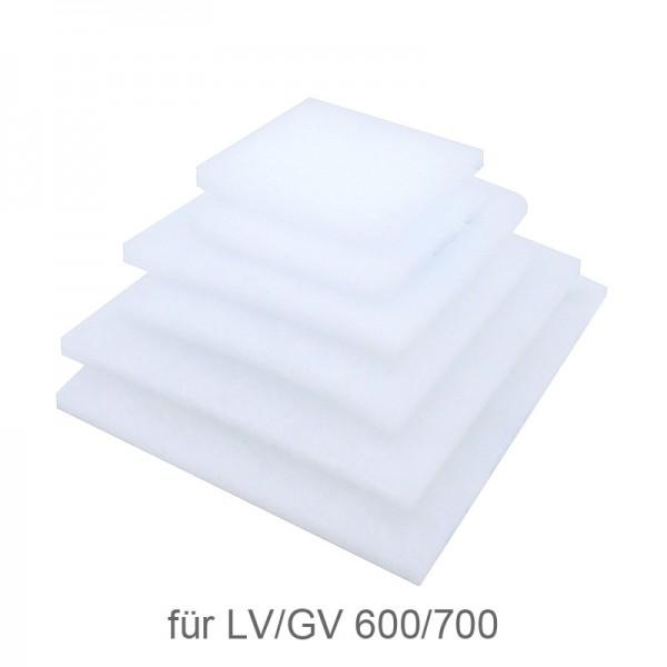 Filtermatte für LV und GV 600/700