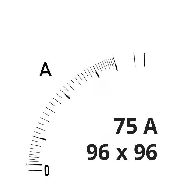 Wechselskala 75(150)A