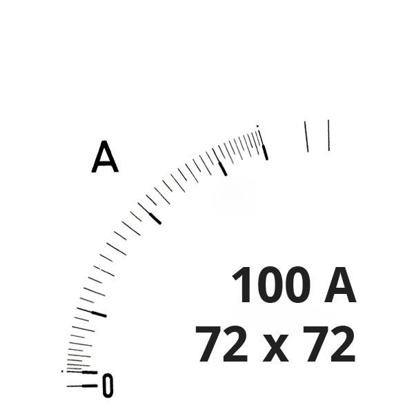 Wechselskala 100(200)A