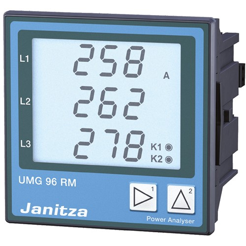 Universalmeßgerät UMG 96 RM-EL