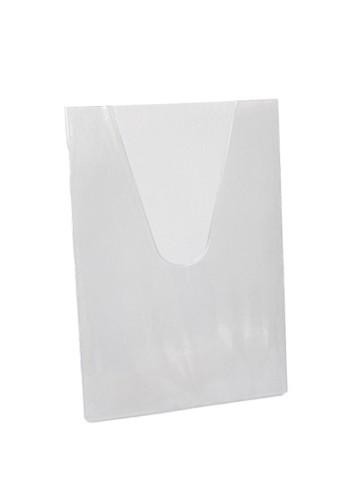 Klarsicht-Plantasche A5 transparent