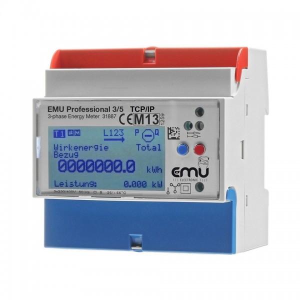 Drehstromzähler EMU Professional 3/5 TCP/IP