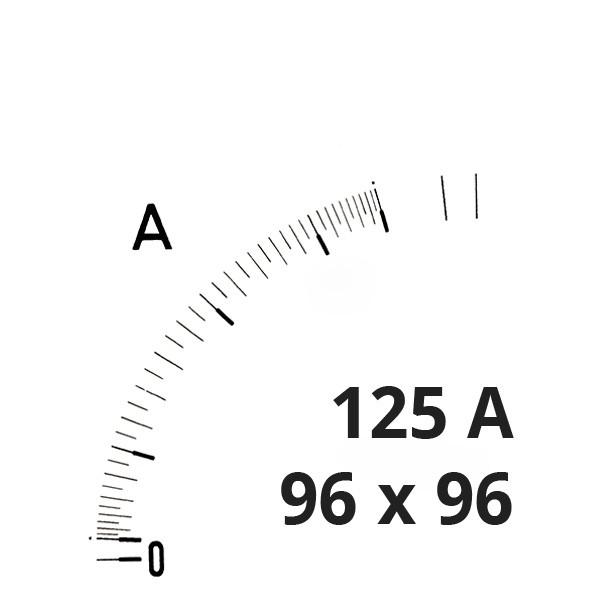 Wechselskala 125A
