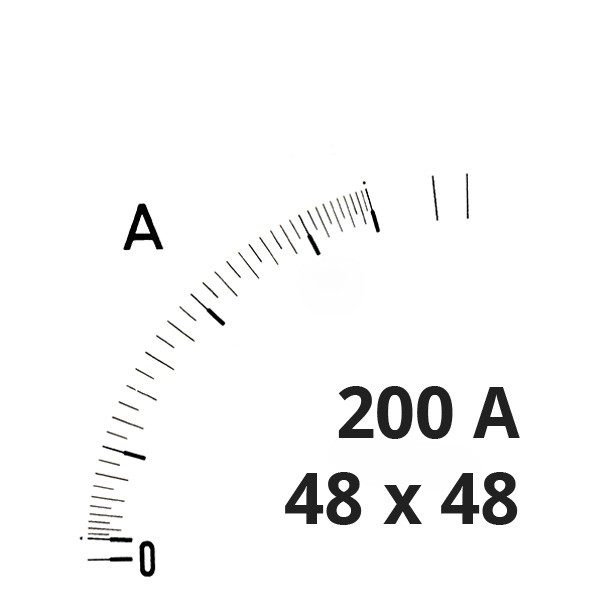 Wechselskala 200A