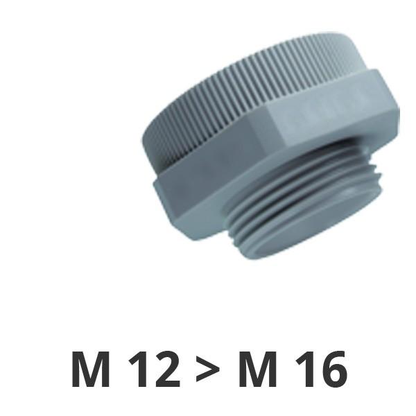 Erweiterungen M12/M16
