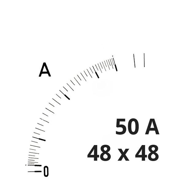 Wechselskala 50(100)A