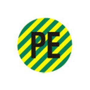 Sicherheitsschild PE Ø=16 mm