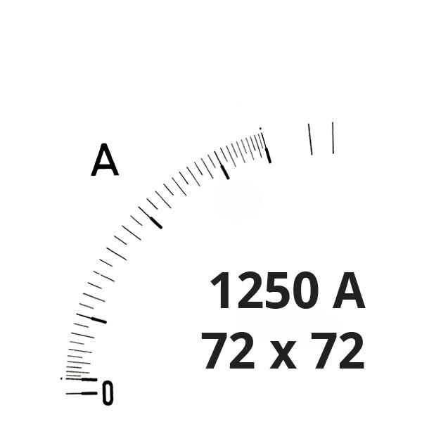 Wechselskala 1250(2500)A