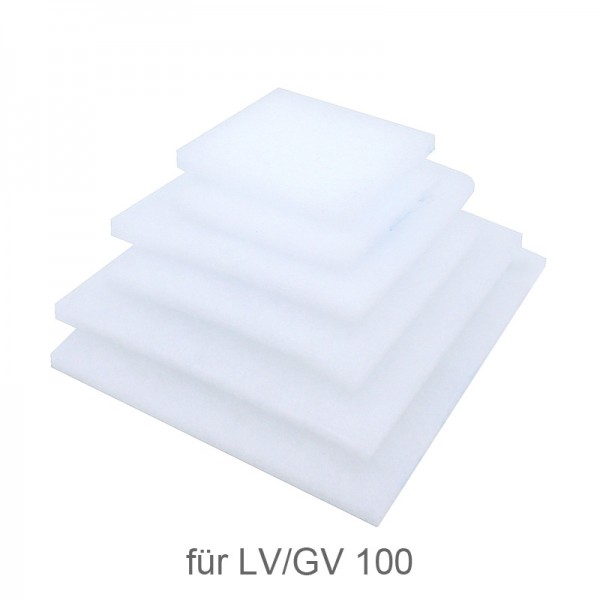 Filtermatte für LV/GV 100