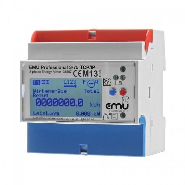 Drehstromzähler EMU Professional TCP/IP