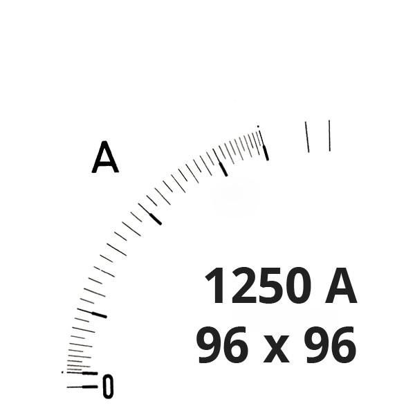 Wechselskala 1250(1500)A