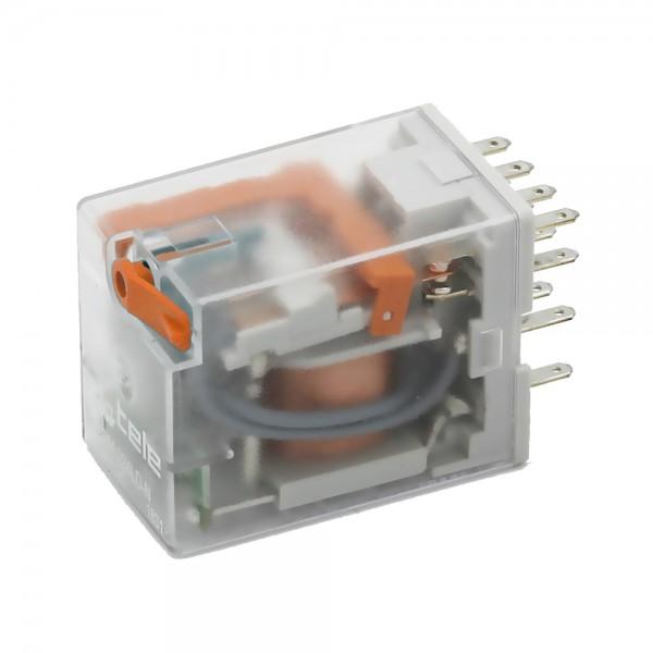Miniaturrelais 230VAC mit LED
