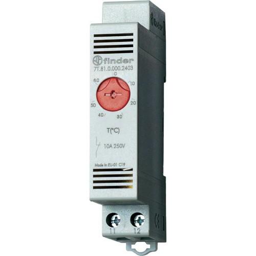 Thermostat Öffner 10A / 0-60°C
