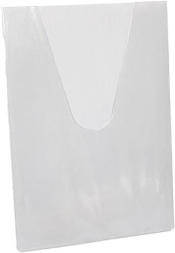 SK-Sichttasche mit Rückenklebung