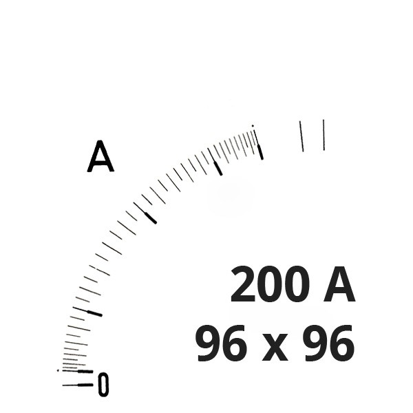 Wechselskala 200(400)A