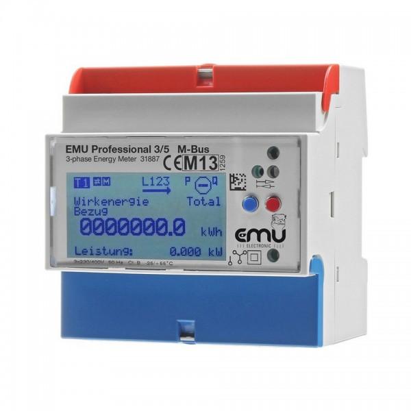 Drehstromzähler EMU Professional 3/5 M-Bus