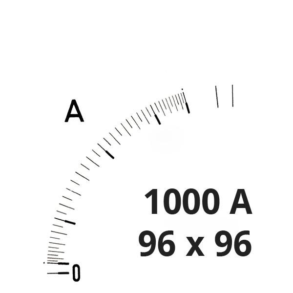 Wechselskala 1000(2000)A