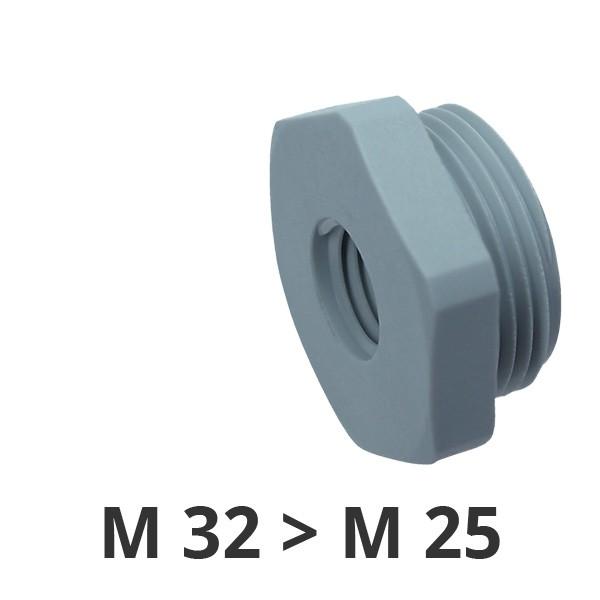 Reduzierungen M32x1,5/M25x1,5